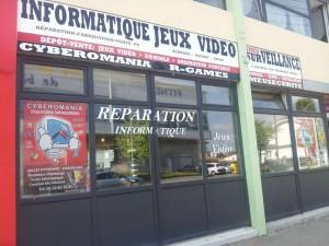 cyberomania Verdun réparation informatique